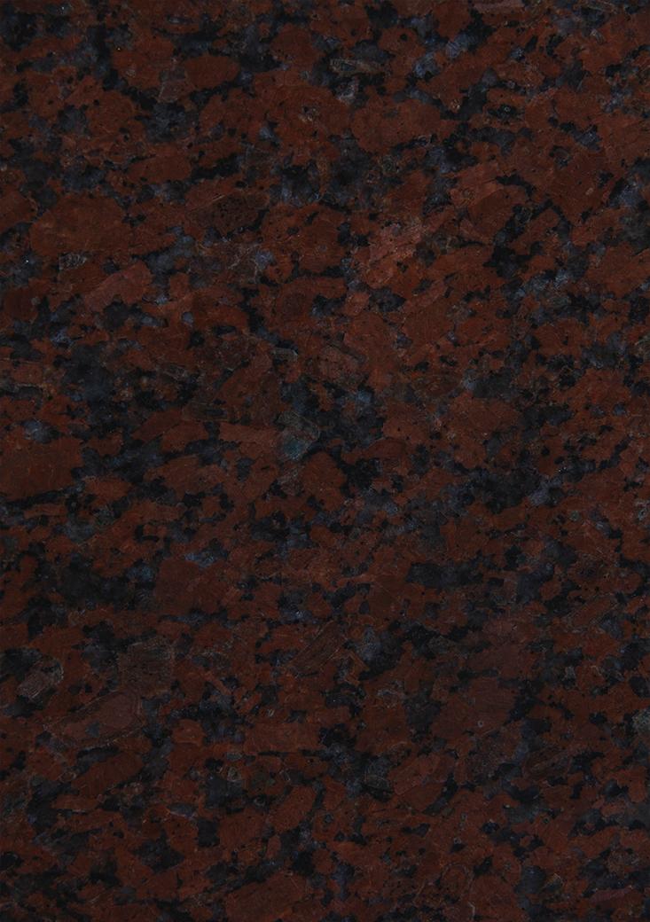 Granito Rojo Brasilia