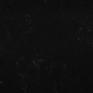 Cubierta de Cuarzo Black Quasar