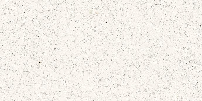 Cubierta de Cuarzo Cloud White