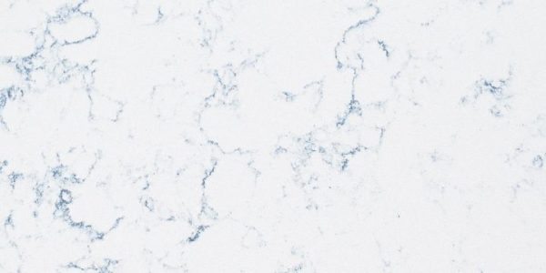 Cubierta de Cuarzo Coarse Carrara