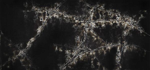 Cubierta de Cuarzo Black Ice