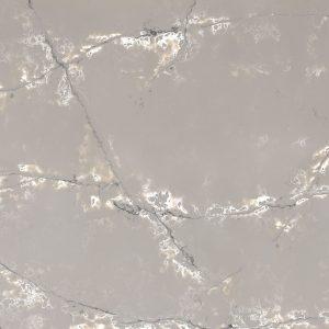 Cubierta de Cuarzo White Ice