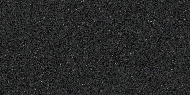 Cubierta de Cuarzo Mystic Black