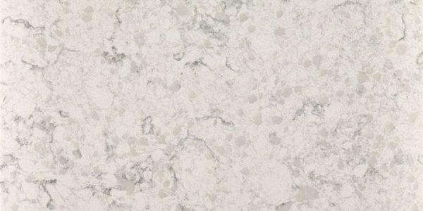 Cubierta de Cuarzo Stratus White