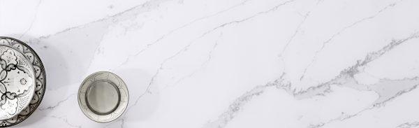 Cubierta de Cuarzo Unique Calacatta
