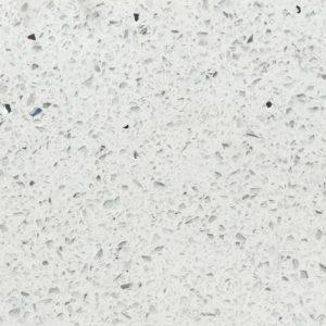 Cubierta de Cuarzo Primestone White Mirror